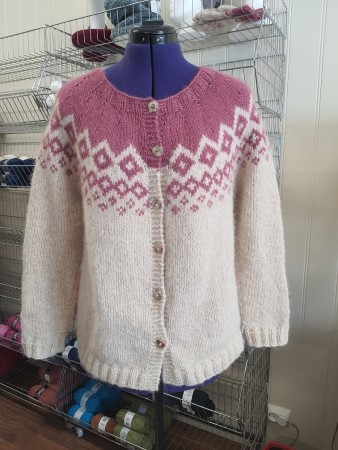 Diamond Delight Cardigan